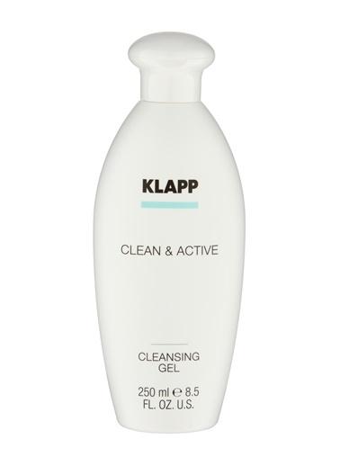 Clean&Active Cleansing Gel 250 Ml-Klapp
